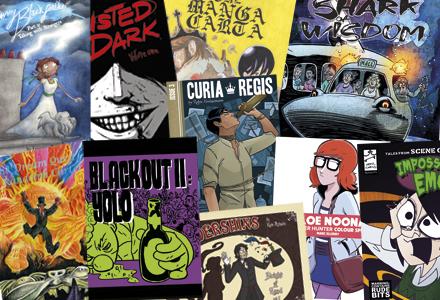 Some Comics!