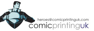 Comic Printing UK